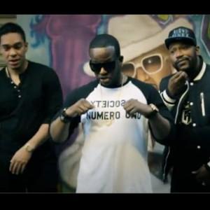 "Kidz In The Hall f. Bun B - ""Pour It Up [Cinco De Mayo Mix]"""
