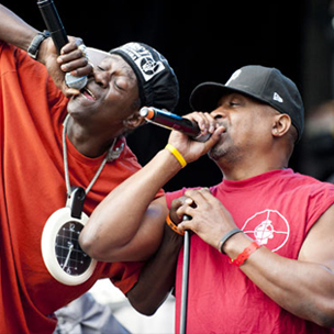 Chuck D Of Public Enemy Speaks On Two Albums In 2012