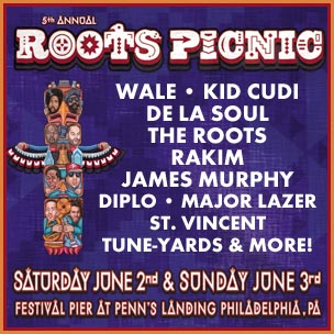 Roots Picnic Ticket Giveaway