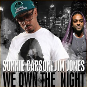 Sonnie Carson f. Jim Jones - We Own The Night