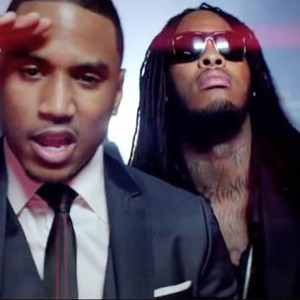 "Waka Flocka Flame f. Trey Songz - ""I Don't Really Care"""