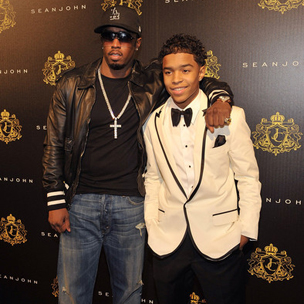 Diddy's Son Criticized For College Scholarship