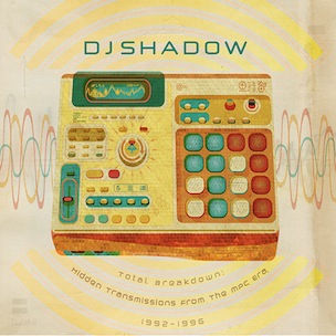 DJ Shadow To Release Early MPC-Produced Instrumentals On June Album