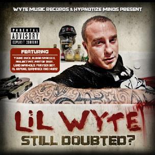 """Lil Wyte """"Still Doubted?"""" Tracklist"""