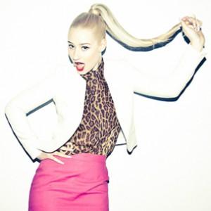 Iggy Azalea Signs With Wilhelmina Models International Inc.