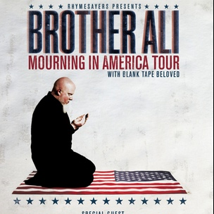 Brother Ali Releases Mourning In America Tour Dates