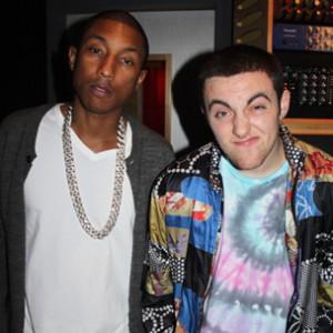 """Mac Miller Explains Enlisting Pharrell For """"Pink Slime"""" EP"""