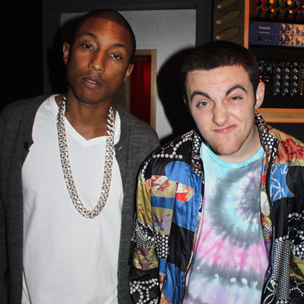 "Mac Miller Explains Enlisting Pharrell For ""Pink Slime"" EP"