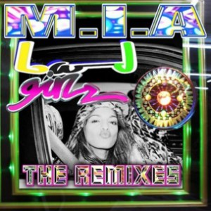 M.I.A. f. Missy Elliott & Azealia Banks - Bad Girls Rmx [Prod. N.A.R.S.]