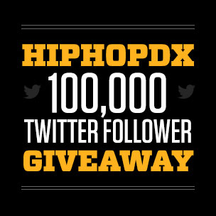 HipHopDX 100,000 Twitter Follower Giveaway