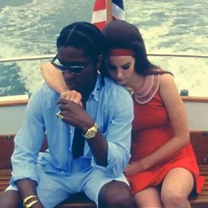 "A$AP Rocky Blasts The KickDrums Over ""Ridin'"" Leak"