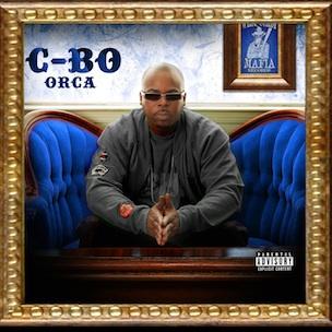 "C-Bo ""Orca"" Tracklist & Artwork"