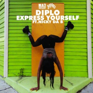 Diplo f. Nicky Da B - Express Yourself