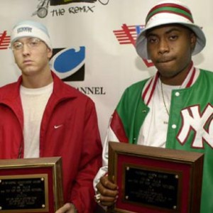 Nas & Eminem - Something From Nothing: The Art Of Rap Freestyles