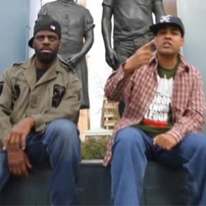 "Jasiri X f. Rhymefest - ""Who's Illegal"""