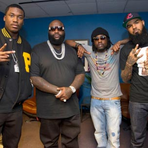 """Maybach Music Group f. Kendrick Lamar - """"Power Circle"""""""
