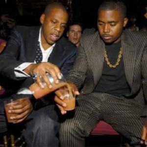 Nas & Michael Burnett - Deconstruct Jay-Z's 2002 Mock Lynching