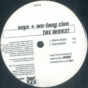 "Throwback Thursday Video: Onyx f. Wu-Tang Clan - ""The Worst"""