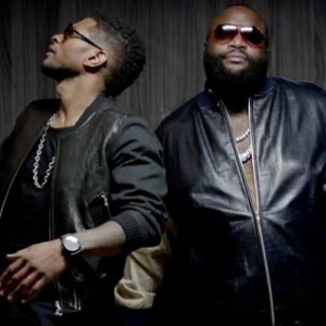 "Rick Ross f. Usher - ""Touch'N You"""