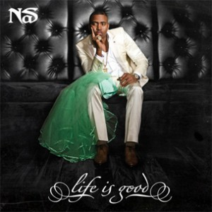 "Nas Explains Meaning Behind ""Life Is Good"" Cover Art"