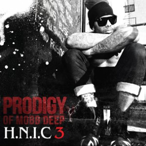 """Prodigy """"H.N.I.C. 3"""" Tracklist, Standard & Deluxe Edition Cover Art"""