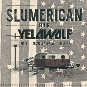 "Yelawolf Announces ""Slumerican"" Tour Dates"