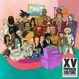 XV - Popular Culture (Mixtape Review)
