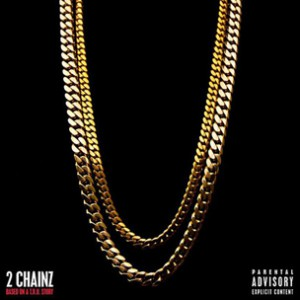 "2 Chainz Explains Kanye West's Involvement In ""Based On A T.R.U. Story"" Cover Art"