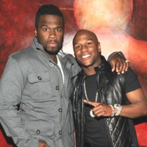ESPN Predicts 50 Cent Will Become Floyd Mayweather's Full-Time Promoter