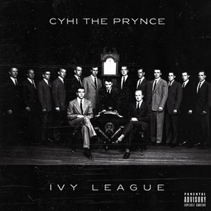 "CyHi The Prynce Releases ""Ivy League Club"" Cover Art, Tracklist"