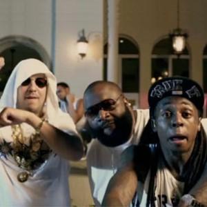 "French Montana f. Rick Ross, Drake & Lil Wayne - ""Pop That"""