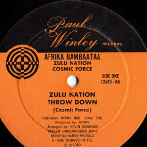 """James """"Ice-Ice"""" Parker Of Cosmic Force/Zulu Nation Passes Away"""