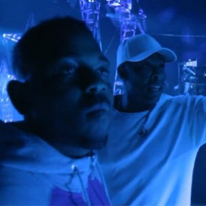 "Kendrick Lamar f. Dr. Dre - ""The Recipe [Live At Coachella]"""