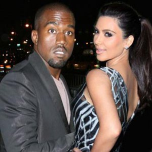 "Kanye West & Kim Kardashian - ""Keeping Up With The Kardashians"" Cameo"