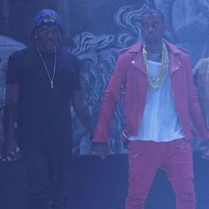 """Kanye West & Pusha T  - """"New God Flow [Revel Resort Performance]"""""""