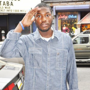 Meek Mill Appears In Court For Probation Status Hearing