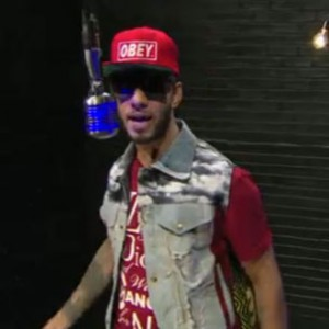 Swizz Beatz - 106 & Park Backroom Freestyle