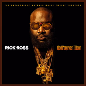 "Rick Ross ""God Forgives, I Don't"" Tracklist"