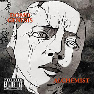 "Domo Genesis & Alchemist ""No Idols"" Tracklist & Cover Art"