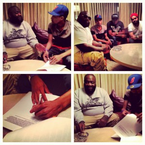 Rockie Fresh Signs To Rick Ross' Maybach Music Group