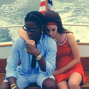 A$AP Rocky On Lana Del Rey, Illuminati Rumors