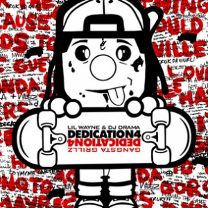 "Lil Wayne & DJ Drama ""Dedication 4"" Mixtape Trailer"