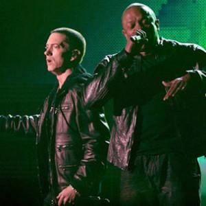 Eminem Brings Out Dr. Dre & Royce Da 5'9 In Tokyo, Japan