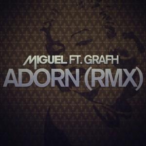 Miguel f. Grafh - Adorn Remix