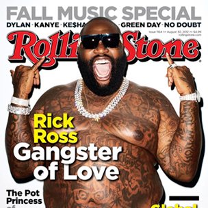 "Rick Ross Covers ""Rolling Stone,"" Details Past As Corrections Officer"