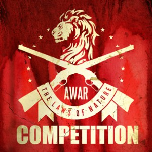 "AWAR ""The Laws Of Nature"" Giveaway"
