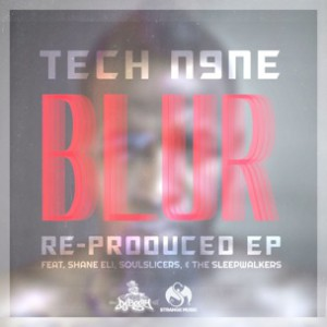Tech N9ne & Sleepwalkers - Blur Remix