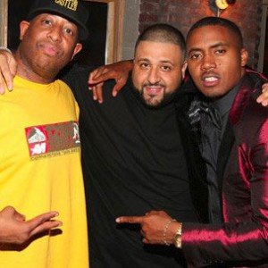 "DJ Khaled, Scarface & DJ Premier - Behind The Scenes Of ""Hip Hop"""