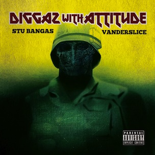 "Stu Bangas & Vanderslice ""Diggaz With Attitude"" Full Album Stream"