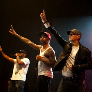 "Eminem Says ""Hip Hop Needs"" Slaughterhouse's Album"